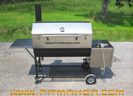 BBQ Smoker, every man needs one