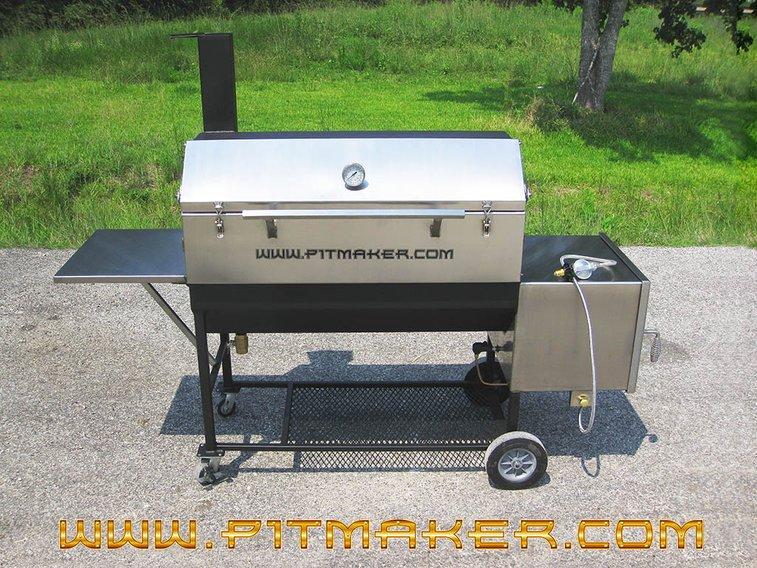 BBQ Smoker, every man needs one