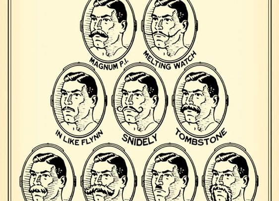 Mustache Style Guide | The Art of Manliness