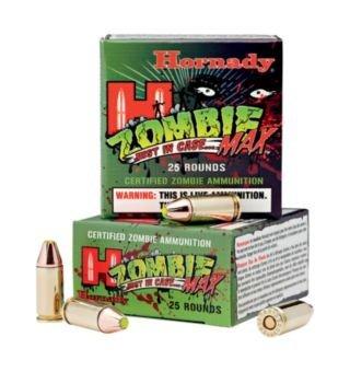 Zombie defense / Always be prepared!