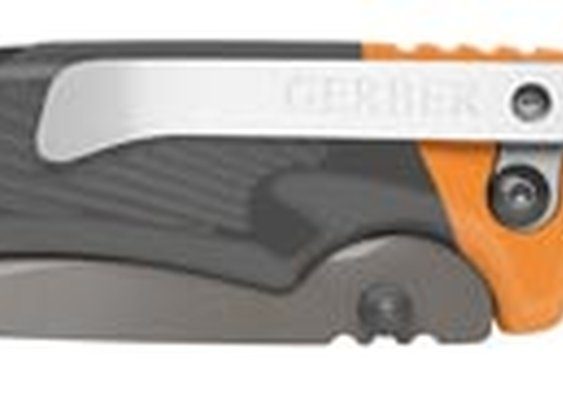 Bear Grylls Survival Series Scout/Drop Point Knife/Serrated