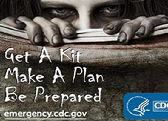 CDC EPR   Social Media   Preparedness 101: Zombie Apocalypse  - Blog
