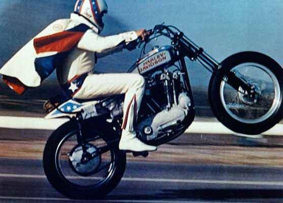 Ric Roman Waugh to Direct Evel Knievel Biopic