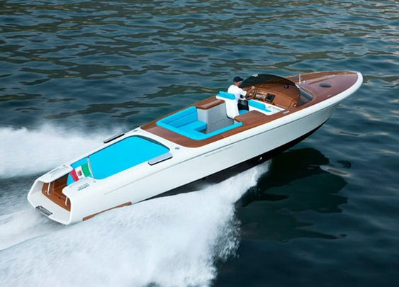 The Cool Hunter - Riva Aquariva by Marc Newson