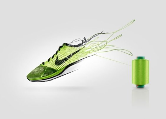 Nike Unveils Ultra-Lightweight trainer