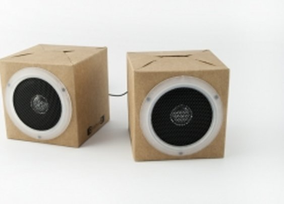 Recycled Speakers - BustedTees