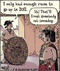 Aztec Calender-  The Apotashit