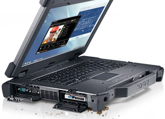Latitude E6420 XFR Rugged Laptop — Military Grade and Heavy Duty | Dell