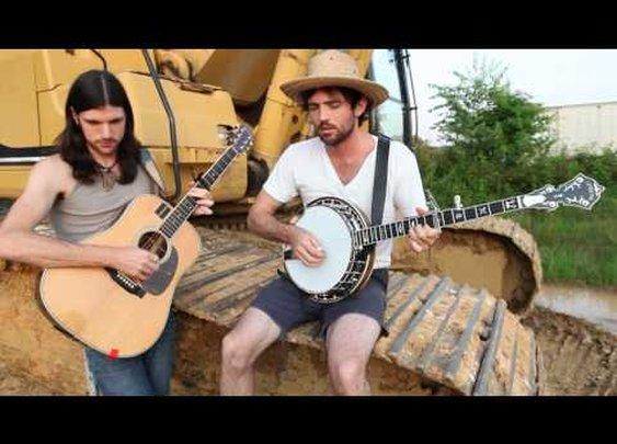 The Avett Brothers: Tear Down The House