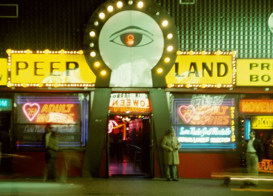 NY in the 80s - flickr