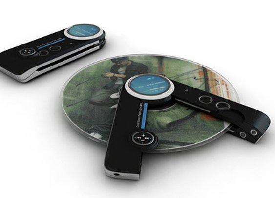 MP3/CD's
