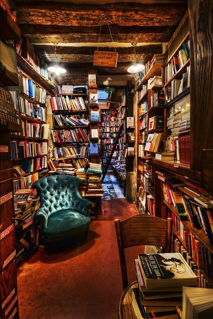 Flavorwire  » The 20 Most Beautiful Bookstores in the World