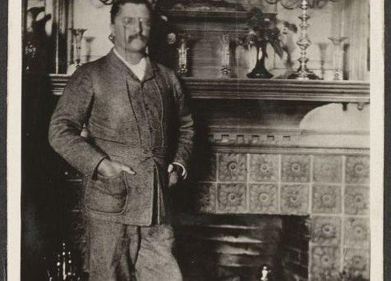 Teddy Roosevelt (1894)