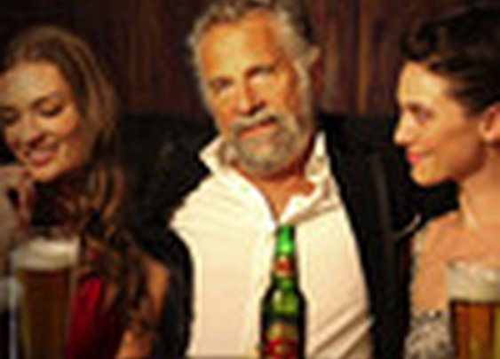 More wisdom from the Most Interesting Man in the World