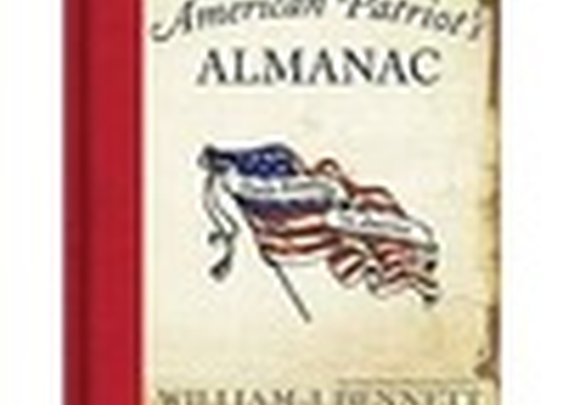 The American Patriot's Almanac: Daily Readings on America by William J. Bennett