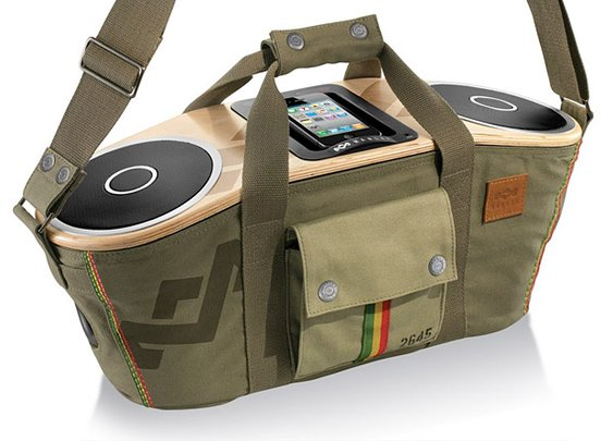 I guess this is the Modern Boombox!