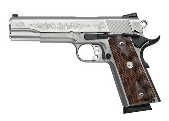 Smith and Wesson 1911