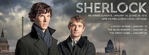 Masterpiece   Sherlock   PBS
