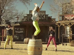 Ghost Town + Cords + Hot Girls = True Religion Video
