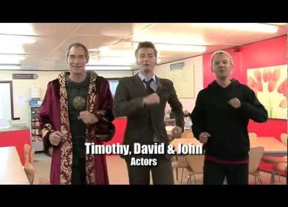 Doctor Who - Cast & Crew Special      - YouTube
