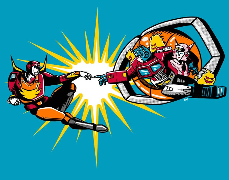 Timothy Lim Goes Nouveau and Beyond on The Avengers, Transformers & More
