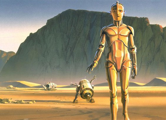 Ralph McQuarrie Remembered