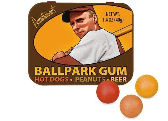 Ballpark Gumballs