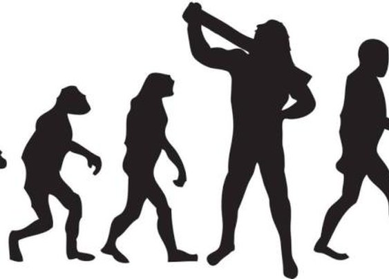 Stay Black Studios / Photo of the day: The Evolution of Man