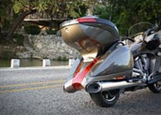 2012 Victory Vision Motorcycle : Photos