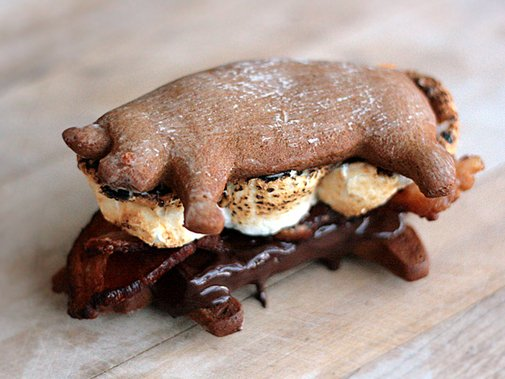Bacon S'mores {how-to}