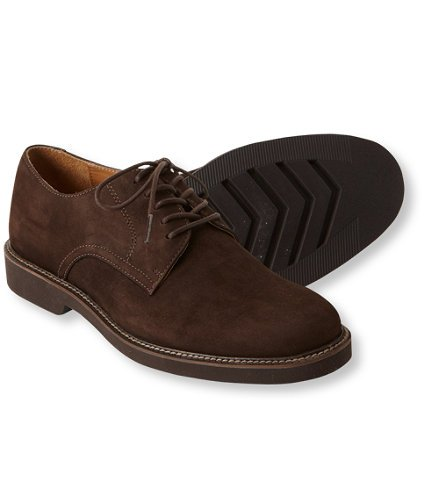 University Nubuck Bucks: Casual | Free Shipping at L.L.Bean