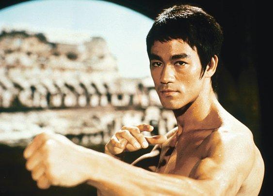 Cool Gents - Bruce Lee
