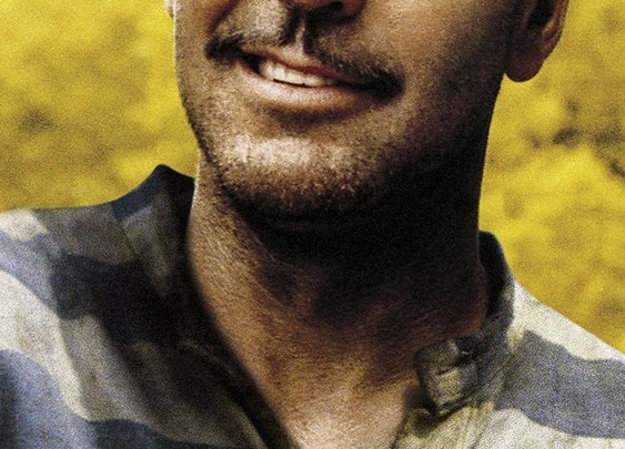 """Clooney in """"O Brother Where Art Thou"""""""