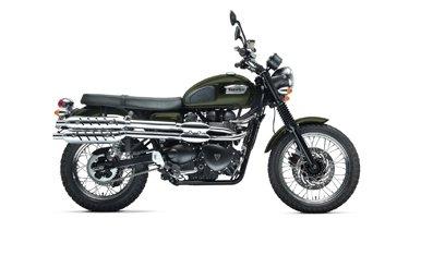 Scrambler | Triumph Motorcycles