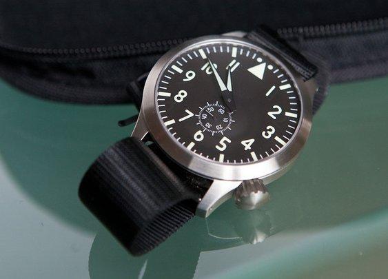 Gear Review: Maratac Pilot Watch   Nagooyen Photography