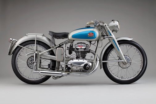 SFO - San Francisco International Airport - Museum - Moto Bellissima: Italian Motorcycles from the 1950s and 1960s