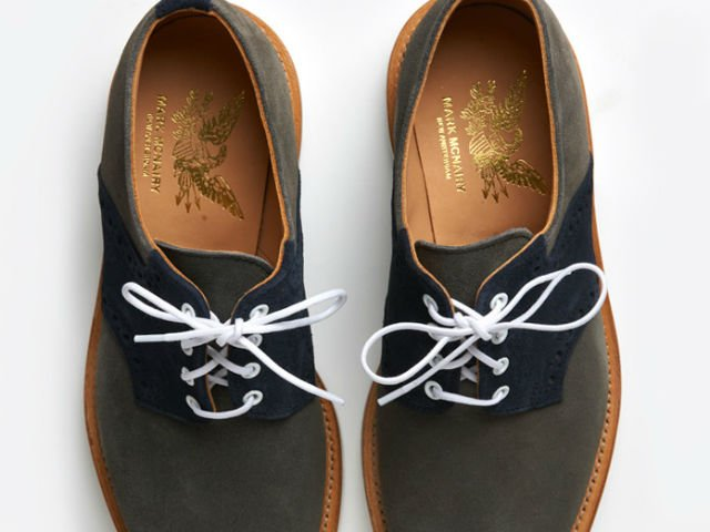 Mark McNairy's Spring/Summer 2012 Saddle Shoes | The Menswear Journal