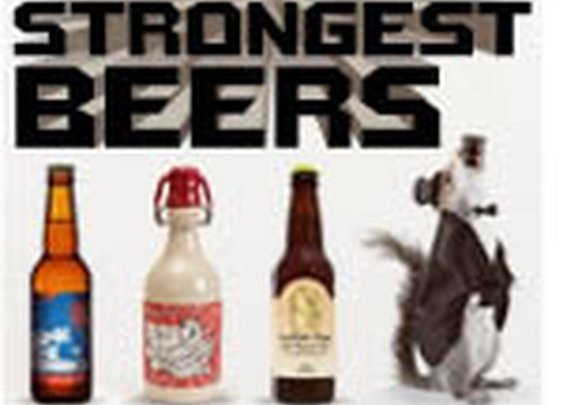 The World's Strongest Beers | Cool Material