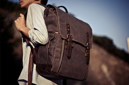 The Camps Bay by Ona Bags (Camera and laptop backpack)