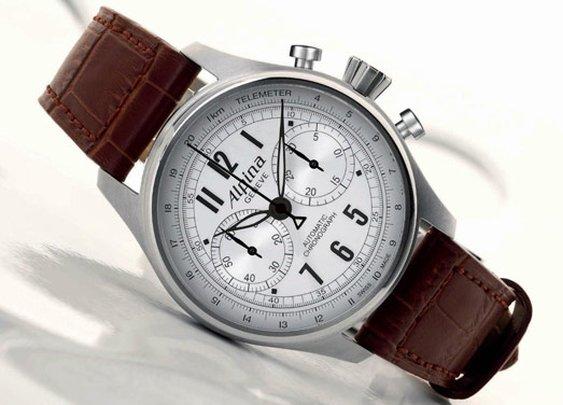 Alpina Startimer Classic Chronograph