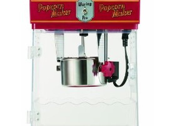 Waring WPM25 Professional Popcorn Maker