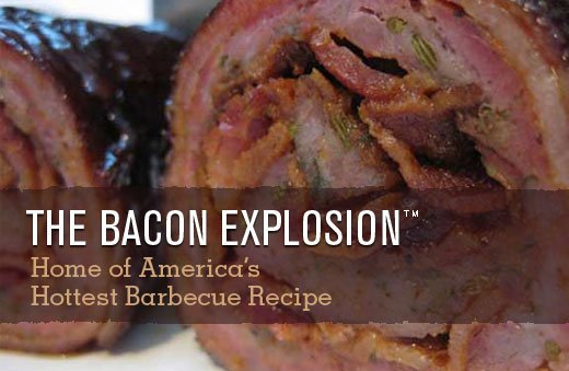 The Bacon Explosion!
