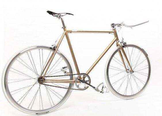 Mika Amaro 'One Gold' Designer Bicycle