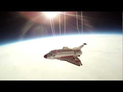 Lego Space Shuttle      - YouTube