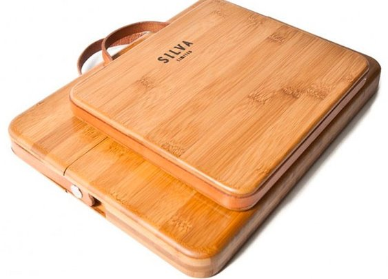 Bamboo Cases for MacBooks and iPads | Tools and Toys
