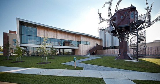 Dogfish Head Brewery.