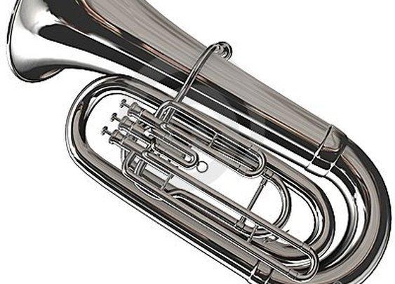 Silver Tuba