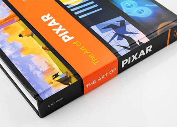 Art of Pixar: The Complete Color Scripts and Select Art from 25 Years of Animation