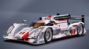 Audi R18 E-tron Quattro (2012) first official pictures