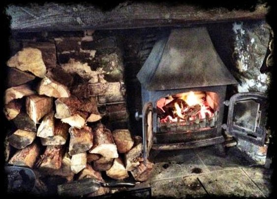 British Pub. Countryside. Wood. Fire.